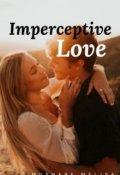 """Book cover """"Imperceptive Love"""""""