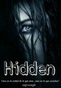 """Portada del libro """"Hidden (historia corta)"""""""