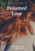 "Book cover ""Poisoned love """
