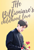 "Book cover ""The billioniare's childhood love"""