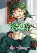 "Portada del libro ""Deku x Reader (one-Shot)"""