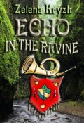 "Book cover ""Echo in the ravine"""