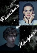 "Portada del libro ""Phantoms and Whispers [regulus y tu] [fanfic Harry Potter]"""