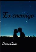 """Portada del libro """"Ex enemigo """""""