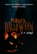 """Portada del libro """"Antología: Pesadilla en Halloween"""""""