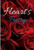 "Book cover ""Heart's poetry"""
