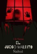 """Portada del libro """"El Juego Maldito (Ñahui)"""""""