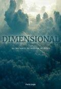 "Portada del libro ""Dimensional"""