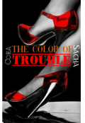 "Book cover ""The Color of Trouble"""