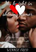 "Book cover ""My knight in shining armor"""