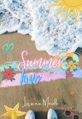 """Portada del libro """"Summer Love"""""""