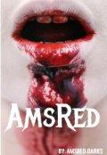 "Portada del libro ""Amsred"""