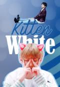 """Portada del libro """"Kitten White-Tae"""""""