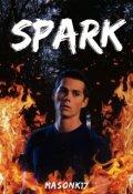 "Portada del libro ""Spark ~ Sterek"""