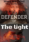 "Book cover ""Defender of Light"""