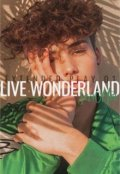 "Book cover ""Live Wonderland"""