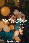 "Book cover ""That is Stolen"""