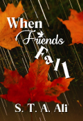 "Book cover ""When Friends Fall"""