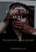 """Portada del libro """"Los Ojos Del Mal"""""""