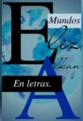 """Portada del libro """"Mundos en Letras."""""""