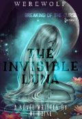 "Book cover ""The Invisible Luna """