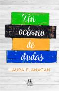 """Portada del libro """"Un océano de dudas"""""""