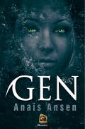 """Portada del libro """"Gen"""""""