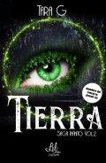 """Portada del libro """"Tierra"""""""