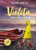 """Portada del libro """"Violeta mara... mara... maravilla"""""""