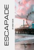 """Book cover """"Escapade"""""""