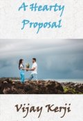 """Book cover """"A Hearty Proposal"""""""