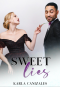 "Book cover ""Sweet Lies"""