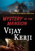 """Book cover """"Mystery At The Mansion"""""""
