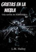 """Portada del libro """"Grietas en la Niebla"""""""