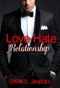 "Book cover ""Love Hate Relationship"""