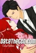 """Book cover """"Datetheceo.com"""""""