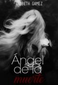 """Portada del libro """"Ángel de la Muerte."""""""