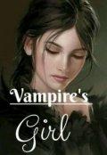 """Book cover """"Vampire's Girl"""""""