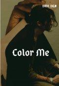 "Book cover ""Color Me"""