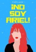 """Portada del libro """"¡no soy Ariel! """""""