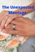 "Book cover ""The Unexpected Marriage"""