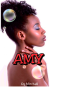 "Book cover ""Amy"""