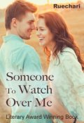 "Book cover ""Someone to Watch Over Me"""