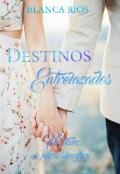 """Portada del libro """"Destinos Entrelazados """""""