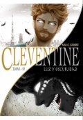 """Portada del libro """"Cleventine 4: Luz y Oscuridad"""""""