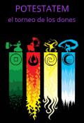 """Portada del libro """"Potestatem: el torneo de los dones"""""""