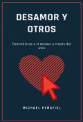 """Portada del libro """"Desamor y otros """""""