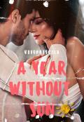 "Portada del libro ""A year without  sun """