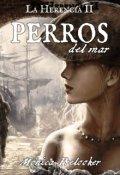 """Portada del libro """"Perros del Mar - La Herencia 2"""""""