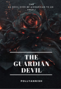 "Book cover ""The Guardian Devil"""